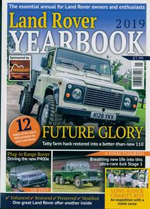 Land Rover Yearbook Magazine ONE SHOT Order Online