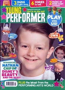Young Performer Spring Issue Magazine Issue Spring 17