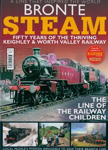 Bronte Steam Magazine ONE SHOT Order Online