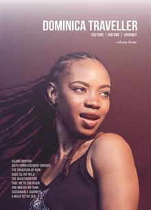Dominica Traveller Magazine Issue Vol. 3