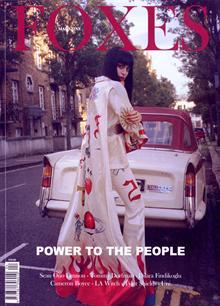 Foxes Dilara Findikoglu Magazine Iss 4 Dilara Order Online