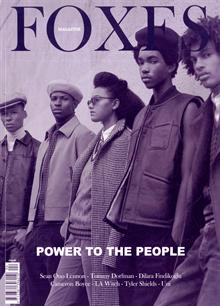 Foxes Power To The People Magazine Iss 4 PTTP Order Online