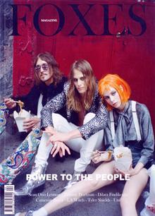 Foxes Uni Magazine Iss 4 Uni Order Online