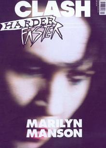 Clash 105 Marilyn Manson Magazine Iss 105 Marilyn Order Online