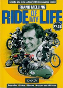 Ride Of My Life Magazine ONE SHOT Order Online