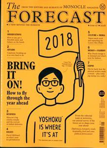 Forecast Magazine Issue ONE SHOT