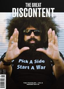 The Great Discontent Traveller  Magazine Issue No. 2