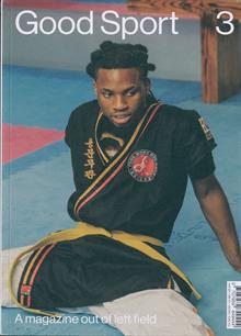 Good Sport Magazine NO 3 Order Online