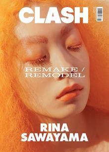 Clash 106 Rina Sawayama Magazine 106 RINA Order Online