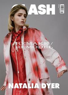 Clash 106 Natalia Dyer Magazine 106 Natalia Order Online
