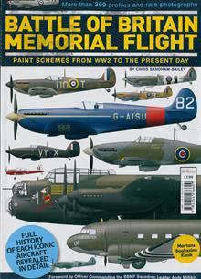 Battle Of Brit Memor Flight Magazine ONE SHOT Order Online