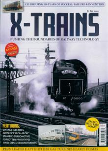 X Trains Magazine Issue ONE SHOT