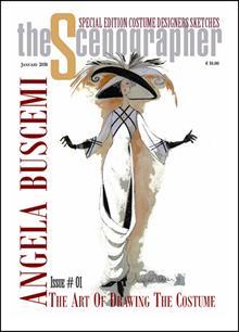 The Scenographer  Magazine Issue 1 Order Online
