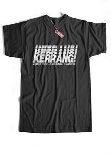 Kerrang! T-Shirt Magazine Issue B/W X Large