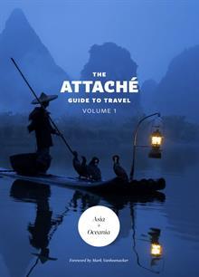 Attaché Magazine Issue 1 Order Online