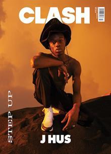 Clash 107 J Hus Magazine 107 J Hus Order Online