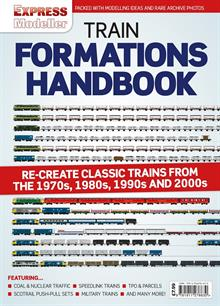Rail Express Formations Magazine ONE SHOT Order Online