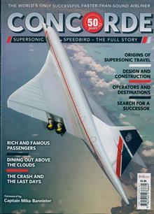 Concorde Magazine ONE SHOT Order Online