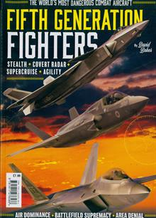Fifth Generation Fighters Magazine ONE SHOT Order Online
