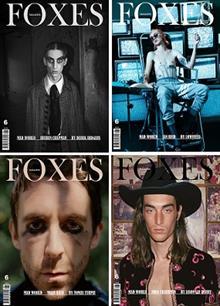 Foxes Magazine Issue 6 Order Online