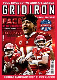 Gridiron Annual Magazine Annual 19 Order Online