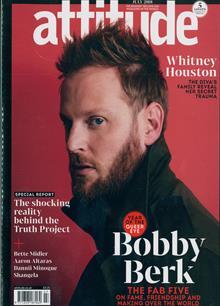 Attitude 298 Bobby Berk Magazine Issue 298 BB