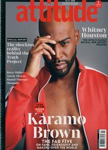 Attitude 298 Karamo Brown Magazine Issue 298 KB
