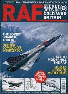 Raf Secret Jets Of Cold War Magazine ONE SHOT Order Online