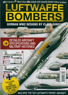 Luftwaffe Bombers Magazine ONE SHOT Order Online