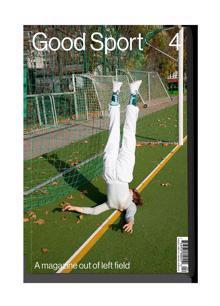 Good Sport Magazine NO 4 Order Online