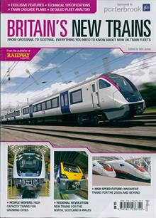 Britains New Train Fleet Magazine ONE SHOT Order Online