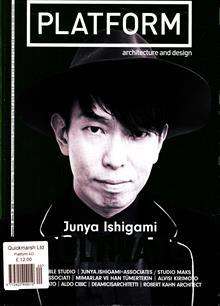 Platform Magazine Issue NO 20