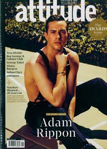 Attitude 302 - Adam Rippon Magazine Issue Adam R