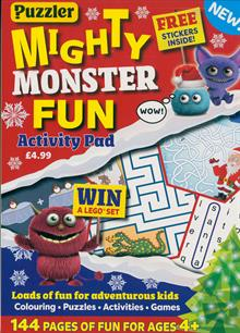 Mighty Monster Fun        No 1 Magazine NO 1 Order Online