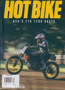 Hot Bike Magazine NO 6 Order Online