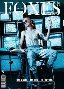 Foxes Ian Reid Magazine Iss 6 Ian Order Online