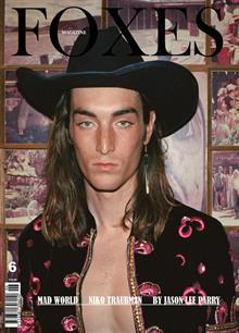 Foxes Niko Traubman Magazine Iss 6 Niko Order Online