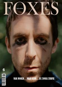 Foxes Miles Kane Magazine Iss 6 Miles Order Online