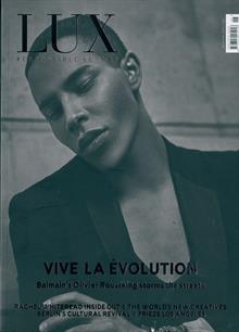 Lux Magazine Magazine Issue NO 6