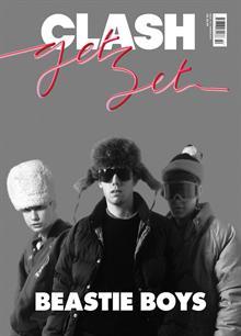 Clash 110 Beastie Boys Magazine Issue 110 Beastie