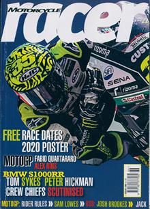 Motorcycle Racer Magazine NO 199 Order Online