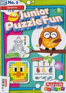Junior Puzzle Fun Magazine NO 3 Order Online