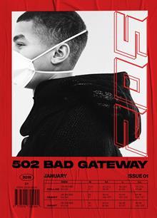 502 Bad Gateway Magazine Issue 1 Order Online