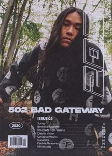 502 Bad Gateway Magazine Issue 2 Order Online