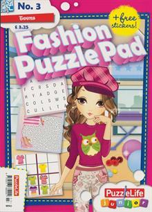 Fashion Puzzle Pad Magazine NO 3 Order Online