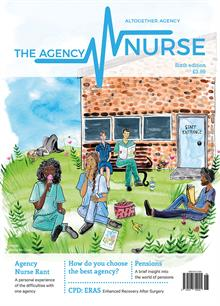 The Agency Nurse Magazine Issue 6 Order Online