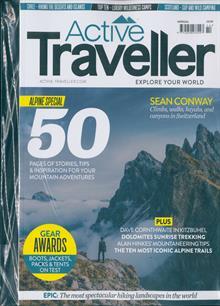Active Traveller Magazine ANNUAL Order Online
