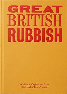 Great British Rubbish Magazine 1st Edition Order Online
