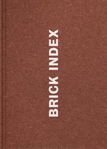 Brick Index Magazine 1st Edition Order Online