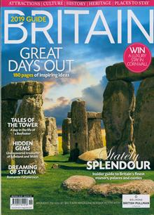 Britain Guide One Magazine Issue ONE SHOT